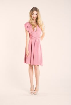 gala-essential-short-dress-bridesmaid-powder-pink-mimetik-bcn