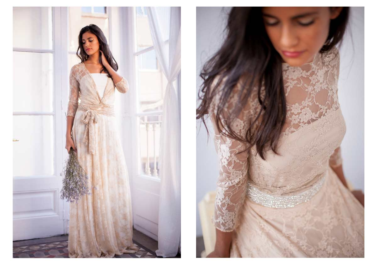 Frida-Bohemian-Wedding-dress--golden-lace-mimetik-02