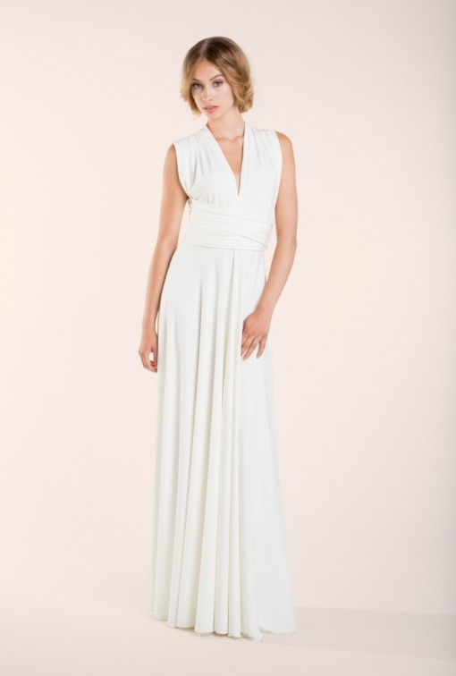 gala-essential-ivory-long-wedding-dress-front-mimetik-bcn