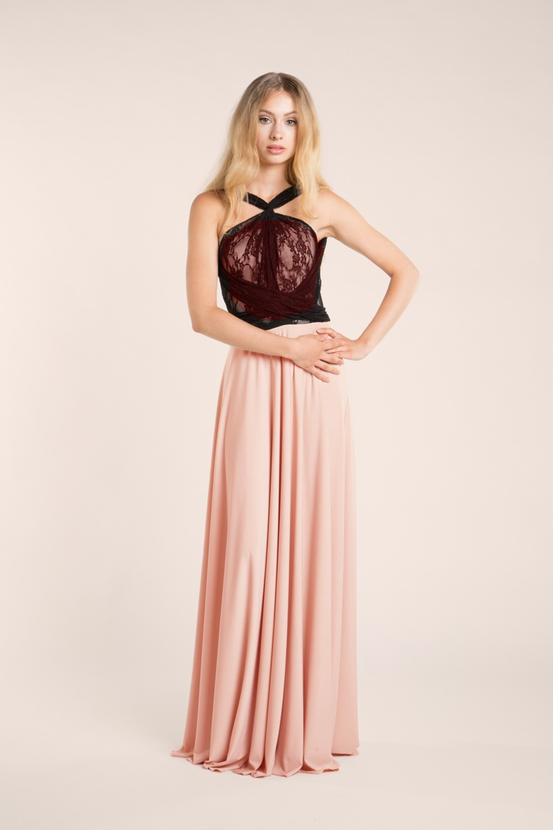 Rose-Quartz-Bridesmaid-Dress