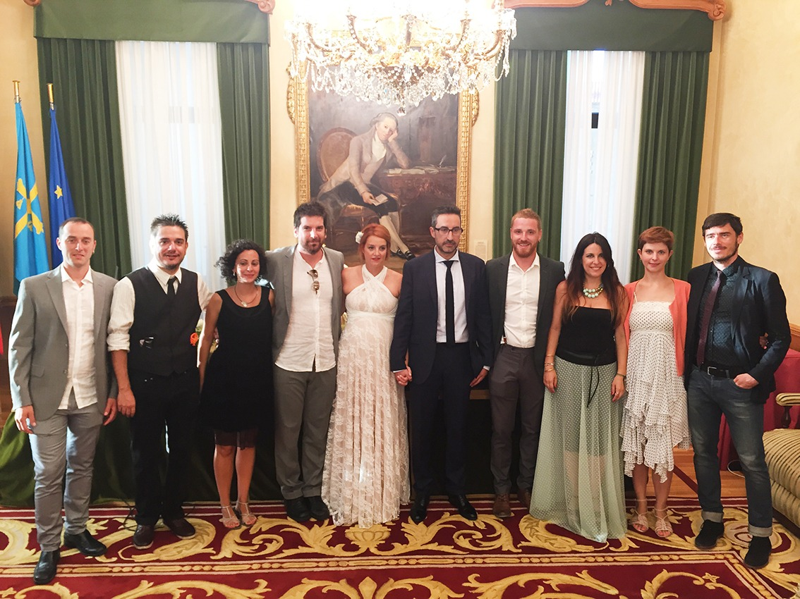 Wedding-Spanish-winery-guests
