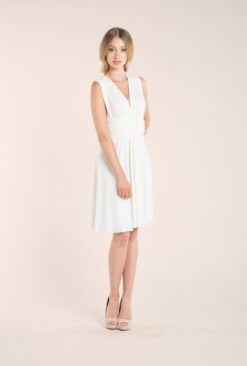 milu-short-dress-wedding-ivory-mimetik-bcn