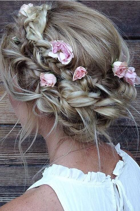 updo-double-braid-flowers-mimetik