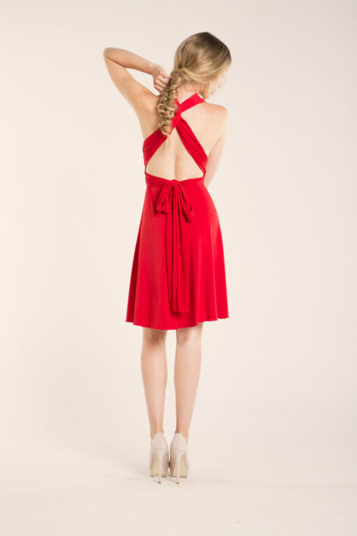 Infinity dress red infinity dress, bridesmaid red dresses, red bridesmaid dress, prom red dresses, short red dress, event red dr