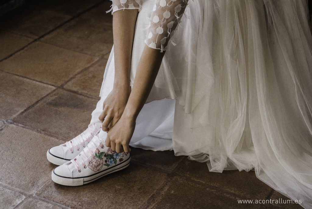 original shoes bride