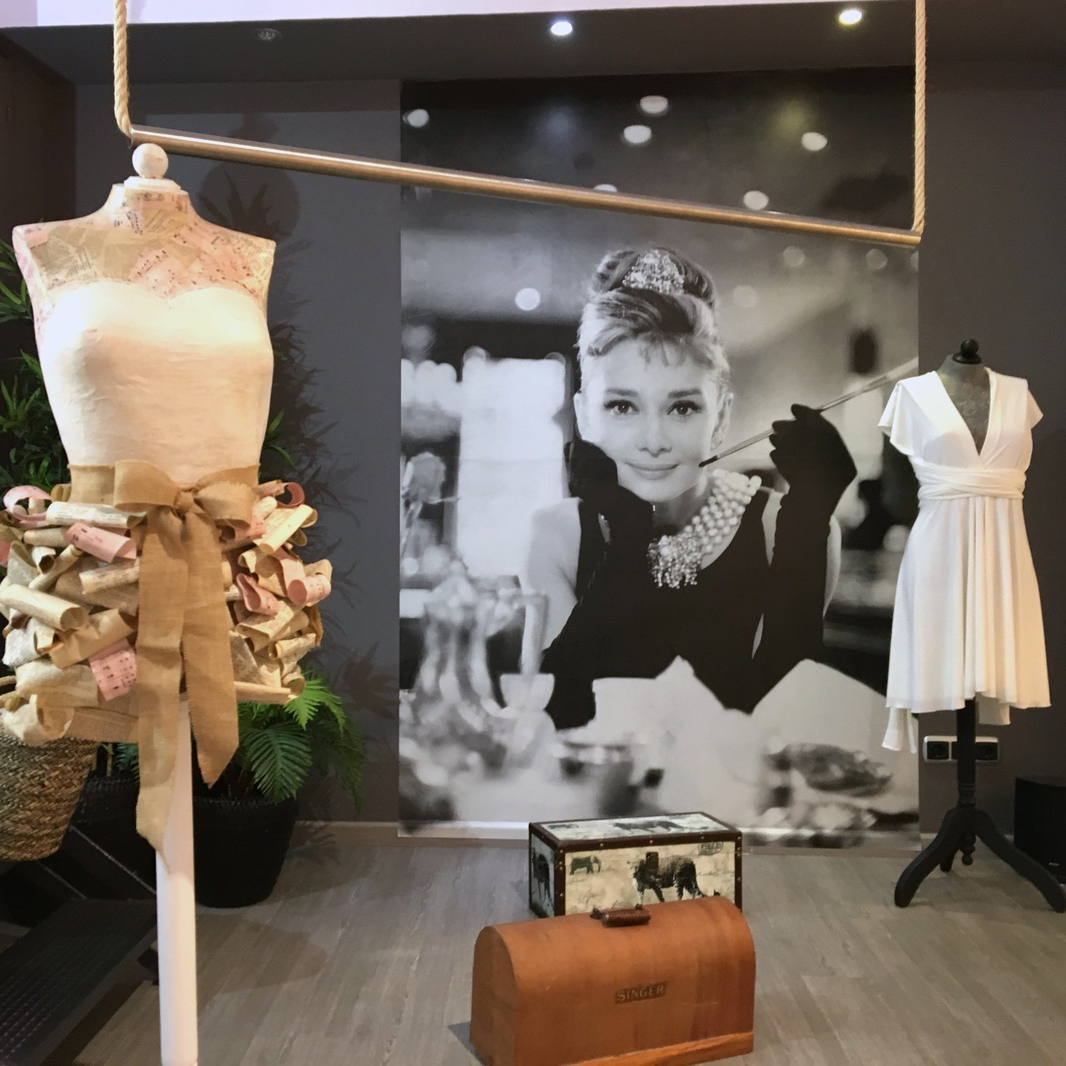 Mimat Boutique Mimètik point of sale