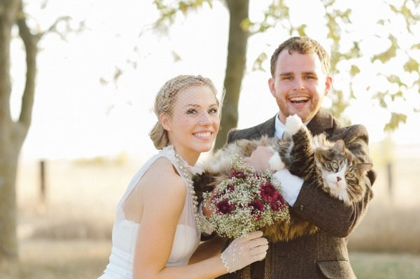 wedding with pets ideas