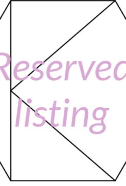Reserved for Laura Guerrero